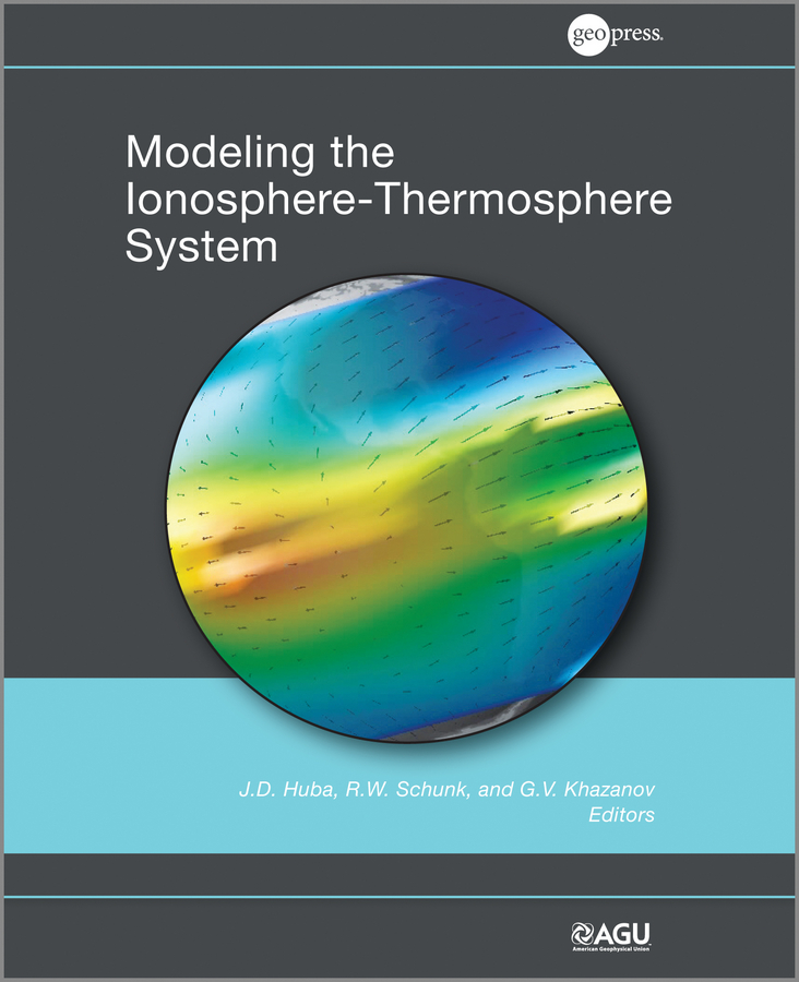Robert Schunk W. Modeling the Ionosphere-Thermosphere, Volume 201 velocity modeling to determine pore aspect ratios of shale
