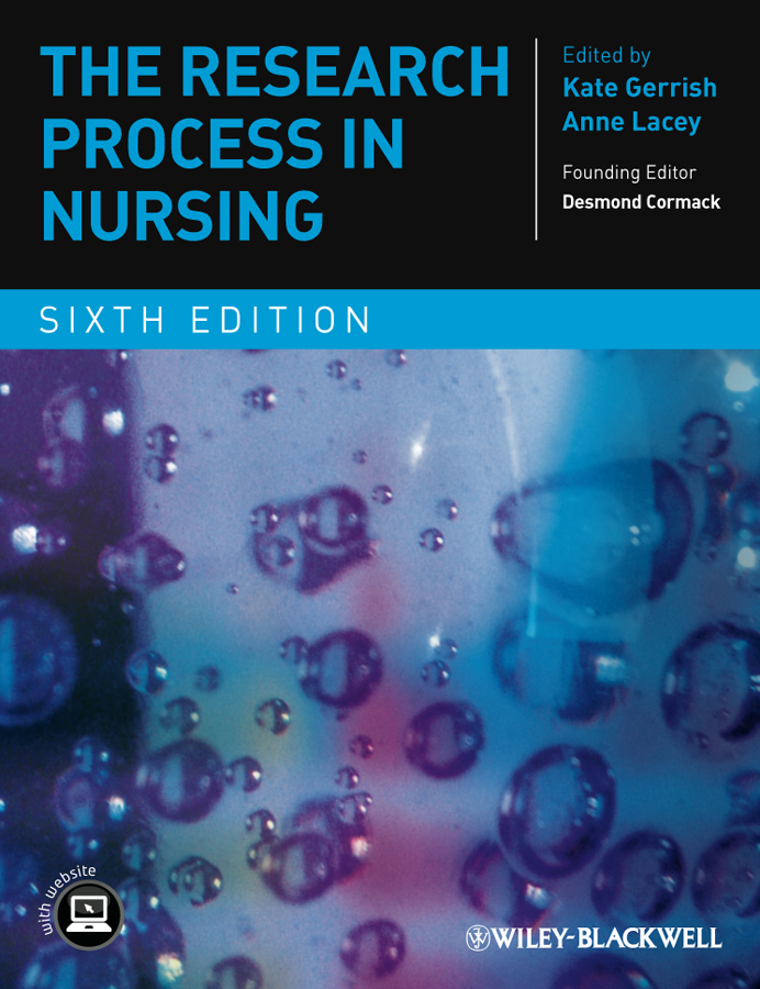 Kate Gerrish The Research Process in Nursing
