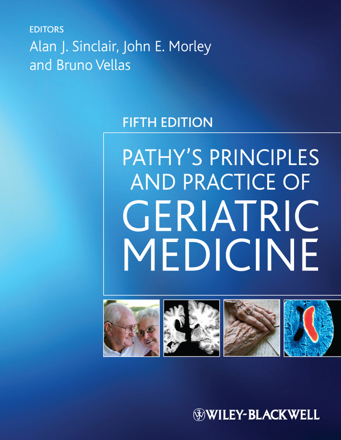 Bruno Vellas Pathy's Principles and Practice of Geriatric Medicine купить недорого в Москве