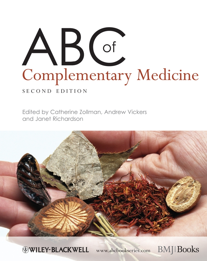 Janet Richardson ABC of Complementary Medicine frith alison abc of headache