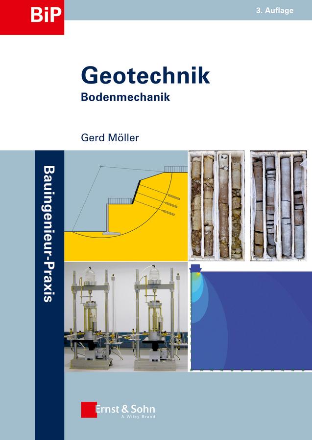 лучшая цена Gerd Moller Geotechnik. Bodenmechanik