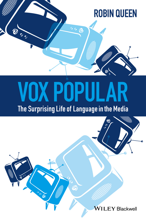 все цены на Robin Queen Vox Popular. The Surprising Life of Language in the Media онлайн