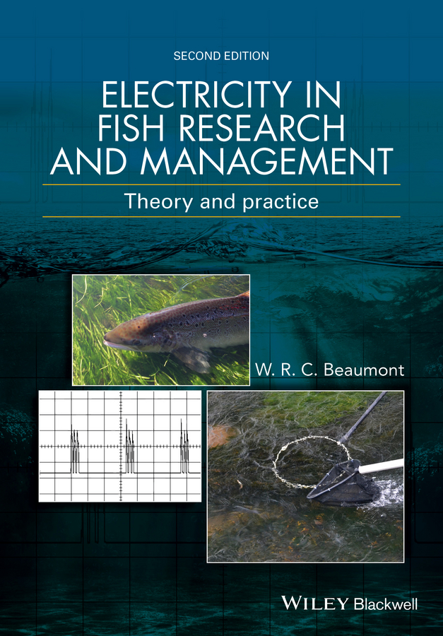 W. R. C. Beaumont Electricity in Fish Research and Management. Theory and Practice hot selling new free scan transducer portable handheld fish finder used on ice fish finder echo depth reading