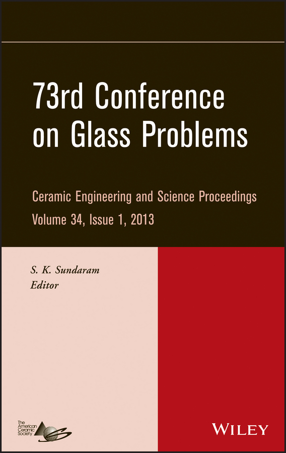 где купить S. Sundaram K. 73rd Conference on Glass Problems дешево