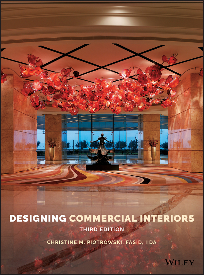Christine M. Piotrowski Designing Commercial Interiors commercial law