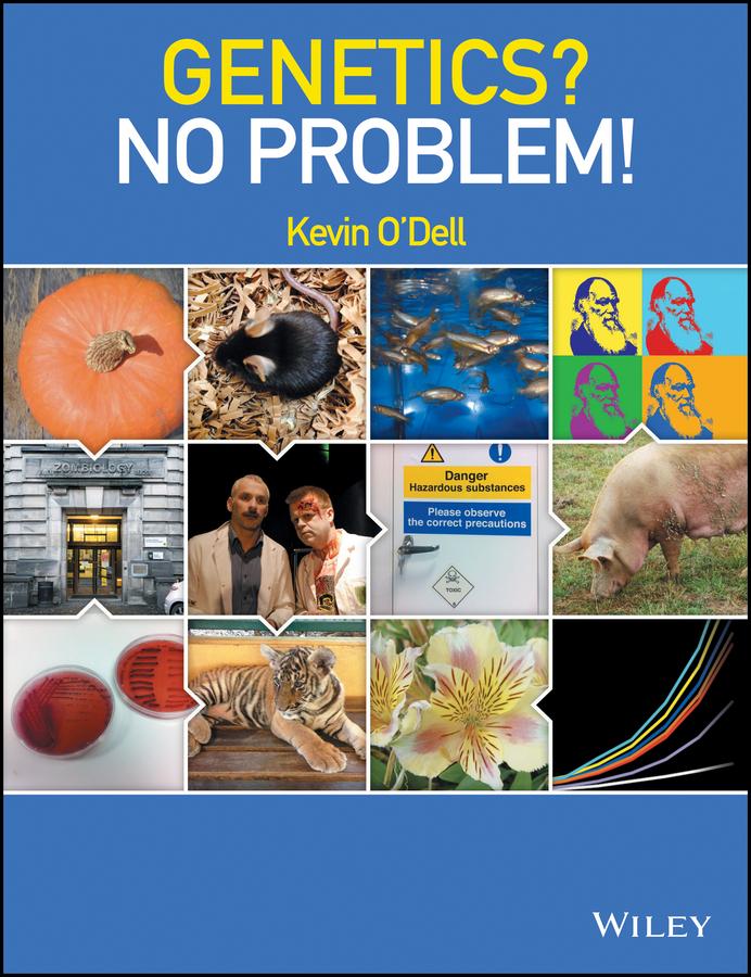 Kevin O'Dell Genetics? No Problem! genetics and periodontal disease
