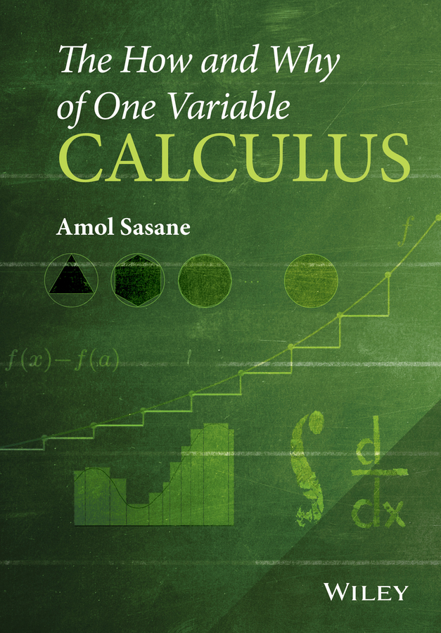 Amol Sasane The How and Why of One Variable Calculus salas calculus one