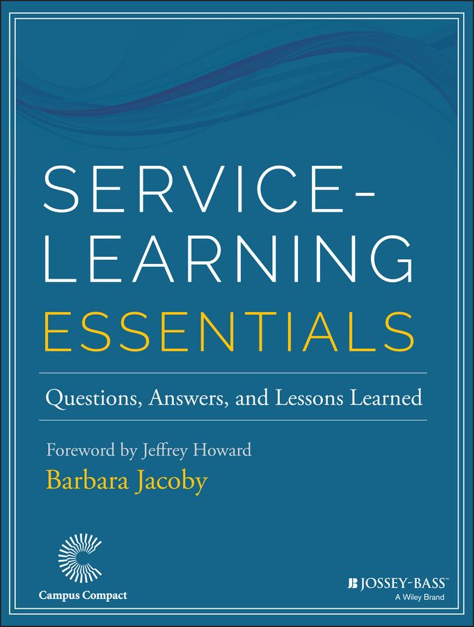 Barbara Jacoby Service-Learning Essentials. Questions, Answers, and Lessons Learned measuring service quality in academic libraries