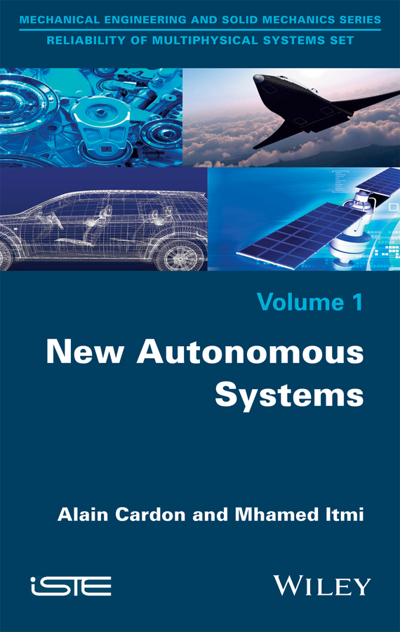 цена на Alain Cardon New Autonomous Systems