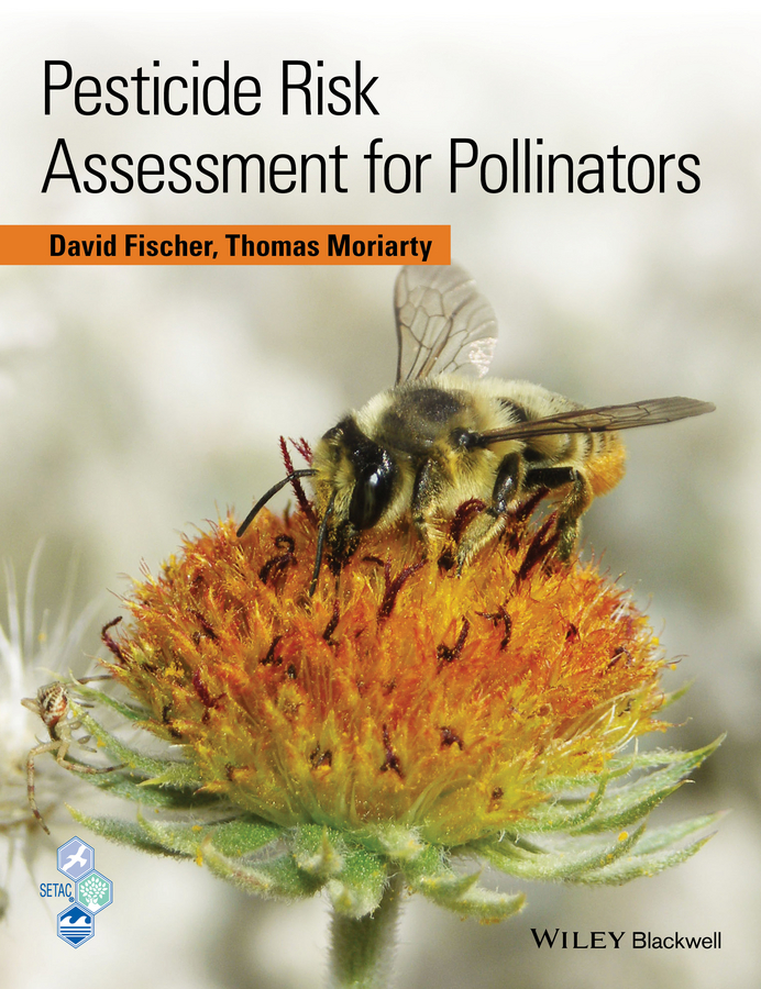 David Fischer Pesticide Risk Assessment for Pollinators joseph ofungwu statistical applications for environmental analysis and risk assessment