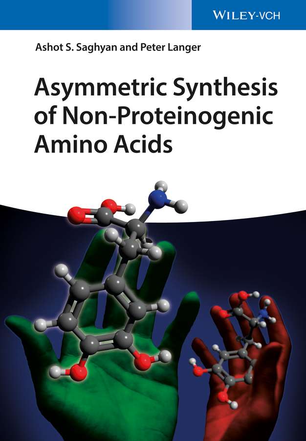Peter Langer Asymmetric Synthesis of Non-Proteinogenic Amino Acids стоимость