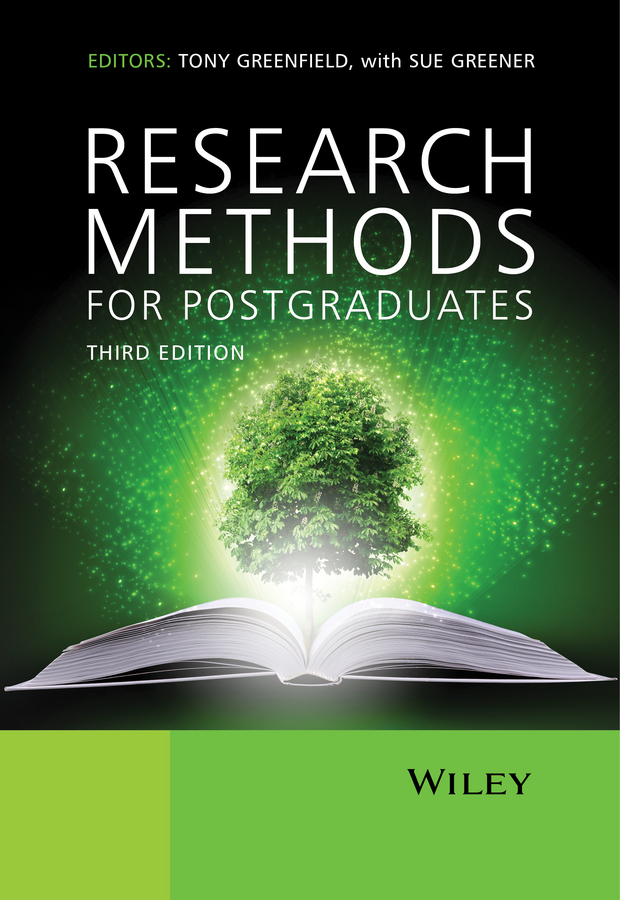 Tony Greenfield Research Methods for Postgraduates