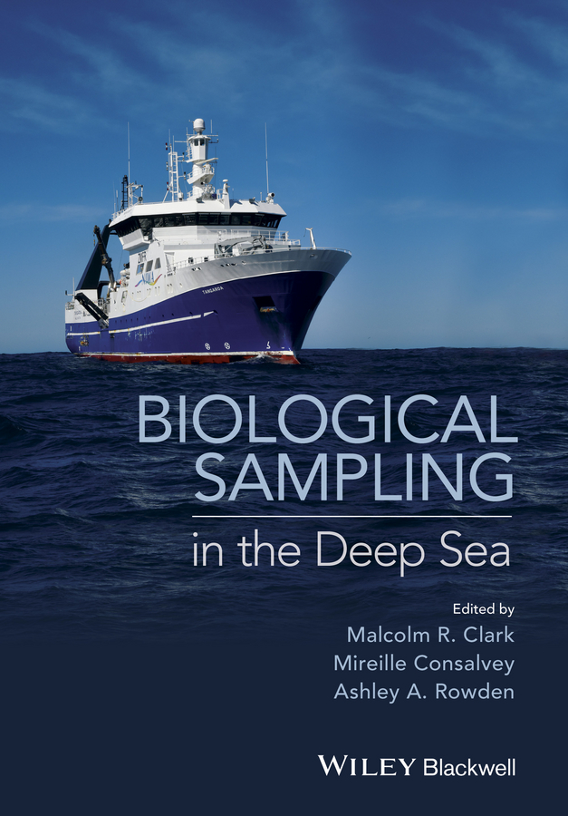 Mireille Consalvey Biological Sampling in the Deep Sea frith henry in the yellow sea