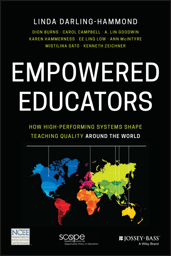 Linda Darling-Hammond Empowered Educators. How High-Performing Systems Shape Teaching Quality Around the World high quality inline coconut carbon block waterfiltercartridge for refrigerator ice maker and under sink reverse osmosis system
