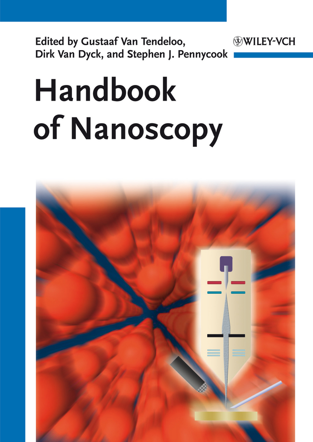 Gustaaf Tendeloo van Handbook of Nanoscopy, 2 Volume Set