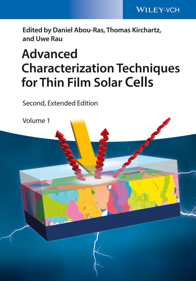 Uwe Rau Advanced Characterization Techniques for Thin Film Solar Cells free shipping new original for hp2420 3005 3004 2430 2400 fuser film sleeve rm1 3741 film printer part on sale