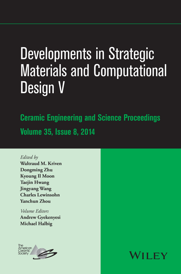Dongming Zhu Developments in Strategic Materials and Computational Design V стоимость