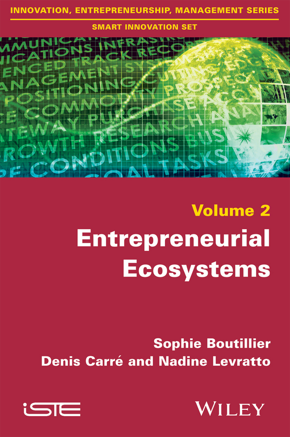 Sophie Boutillier Entrepreneurial Ecosystems entrepreneurial orientations of rural women