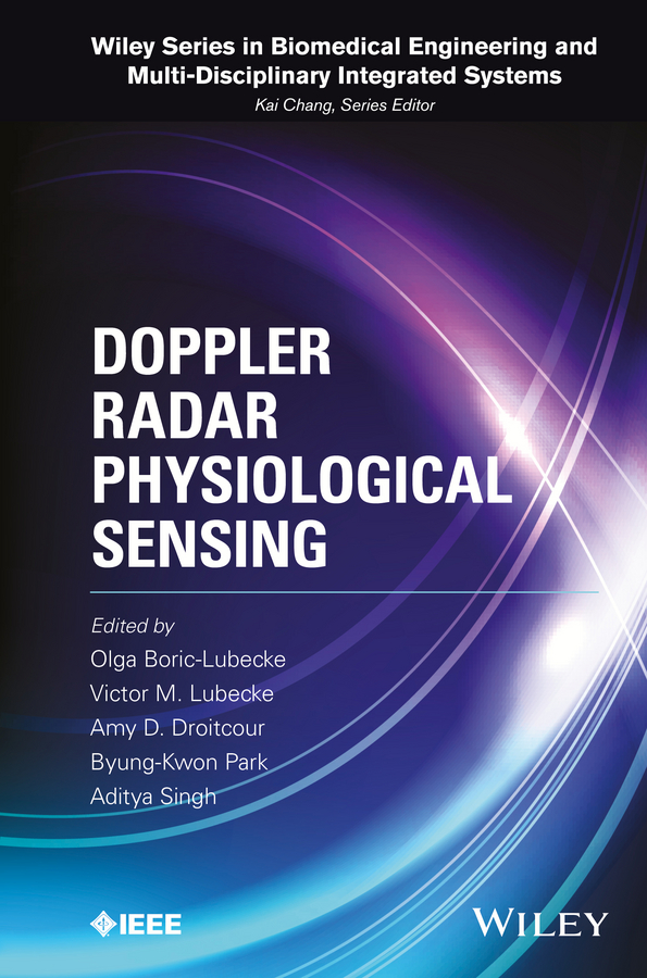 лучшая цена Olga Boric-Lubecke Doppler Radar Physiological Sensing