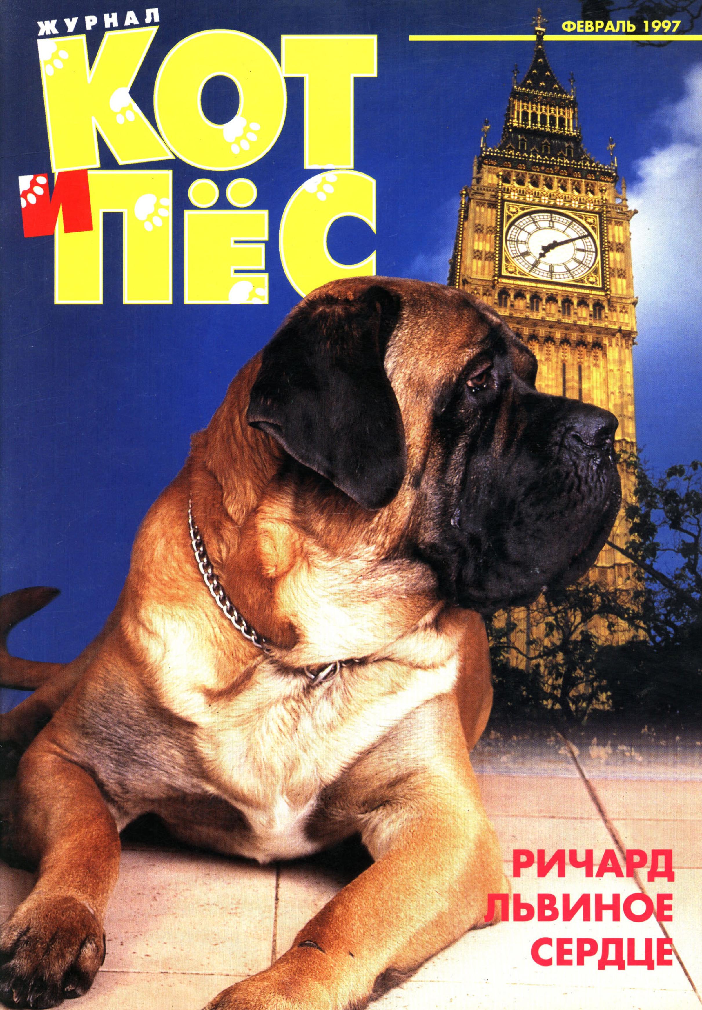 Отсутствует Кот и Пёс №02/1997