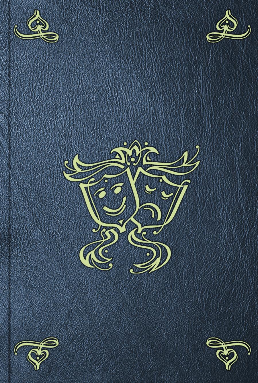 Eugène Scribe Théatre de Eugène Scribe. T. 4 eugène emmanuel viollet le duc la cite de carcassonne aude french edition