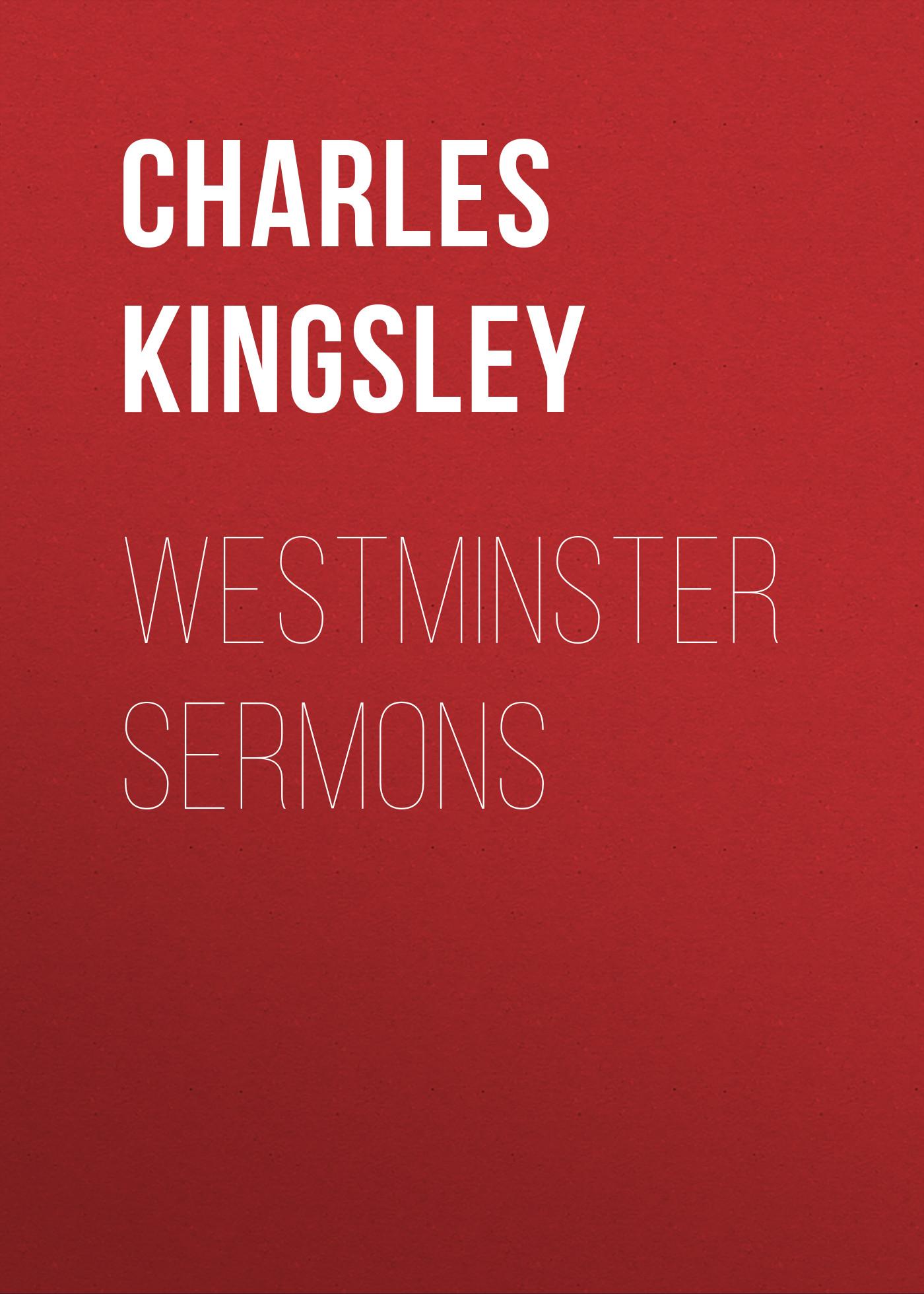 Charles Kingsley Westminster Sermons
