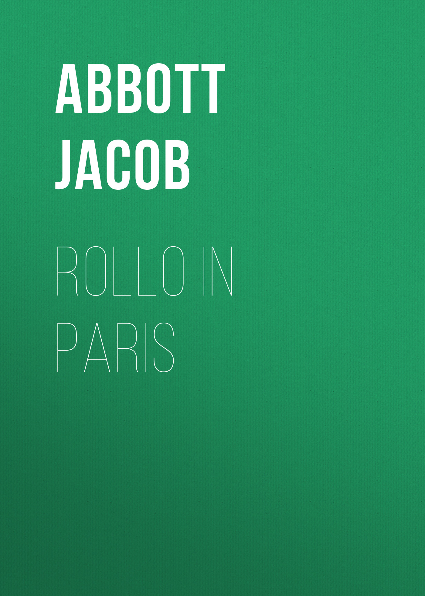 Abbott Jacob Rollo in Paris выставка munk 2019 07 03t10 00