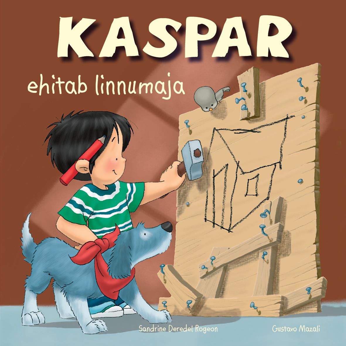 лучшая цена Gustavo Mazali Kaspar ehitab linnumaja