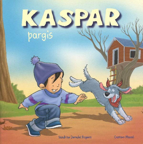 Gustavo Mazali Kaspar pargis ingo siegner väike lohe kookospähkel ja vägevad viikingid