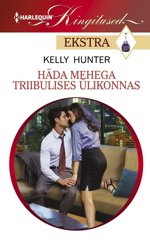 Kelly Hunter Häda mehega triibulises ülikonnas kelly hunter flirto kodas