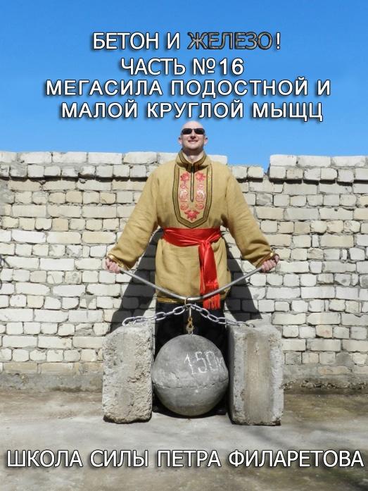 Петр Филаретов Мегасила подостной и малой круглой мышц цена