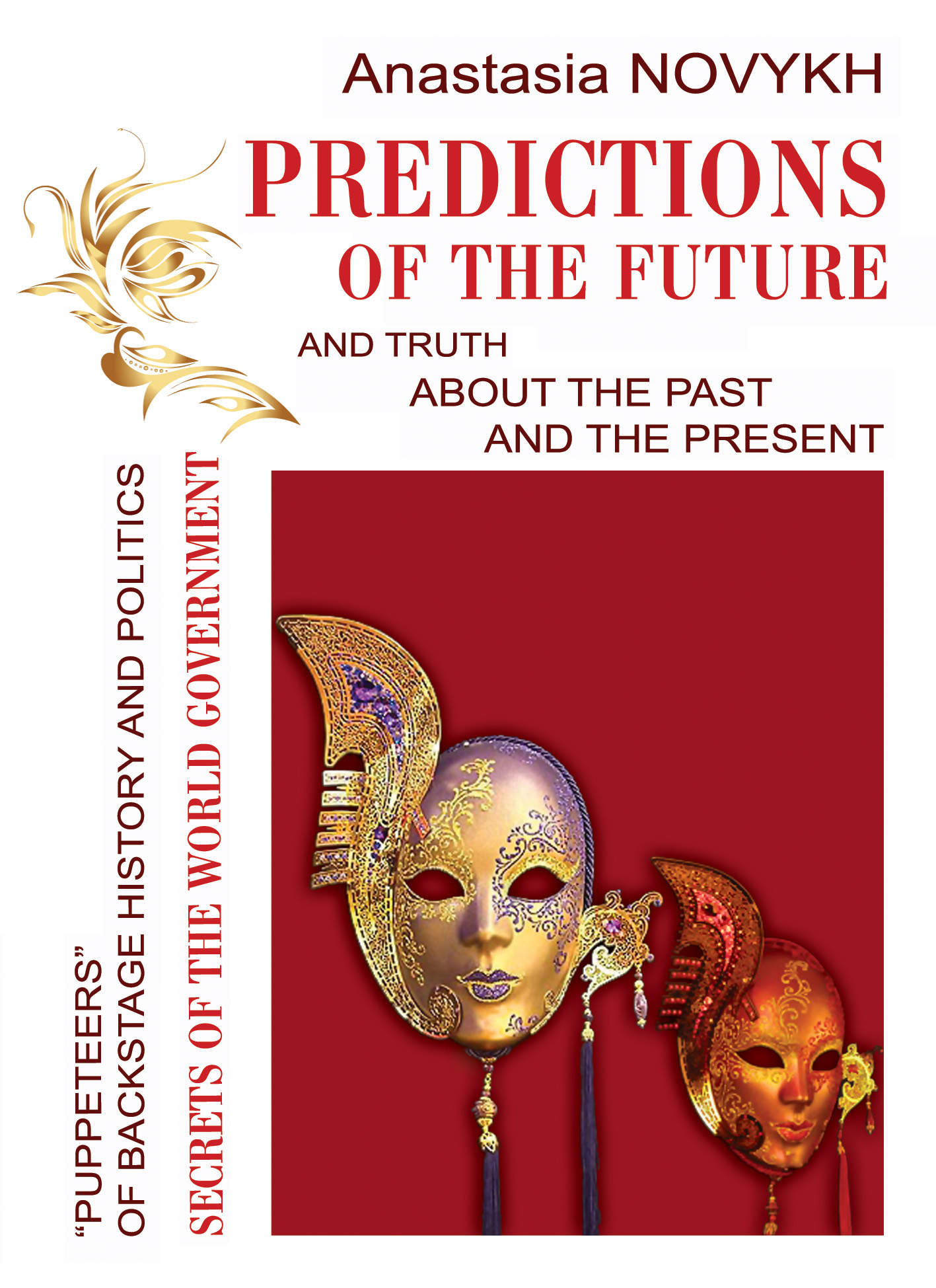 Anastasia Novykh Predictions of the future and truth about the past and the present the house of truth