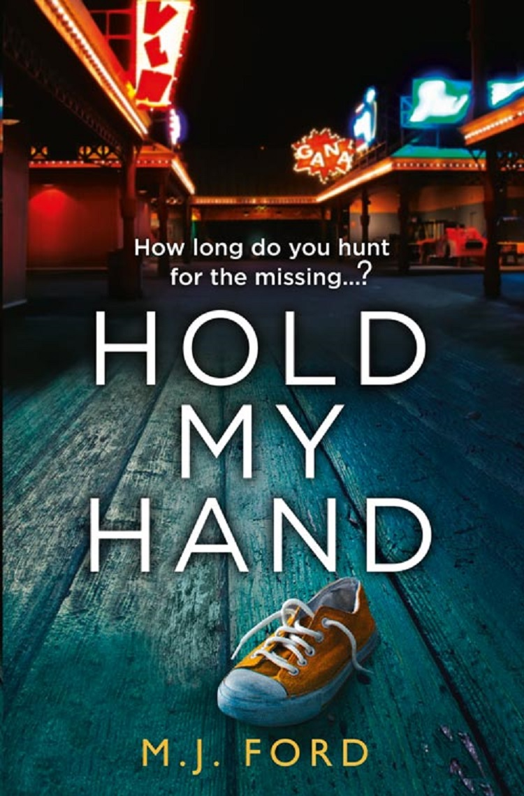 M.J. Ford Hold My Hand: The addictive new crime thriller that you won't be able to put down in 2018 the advent killer crime thriller