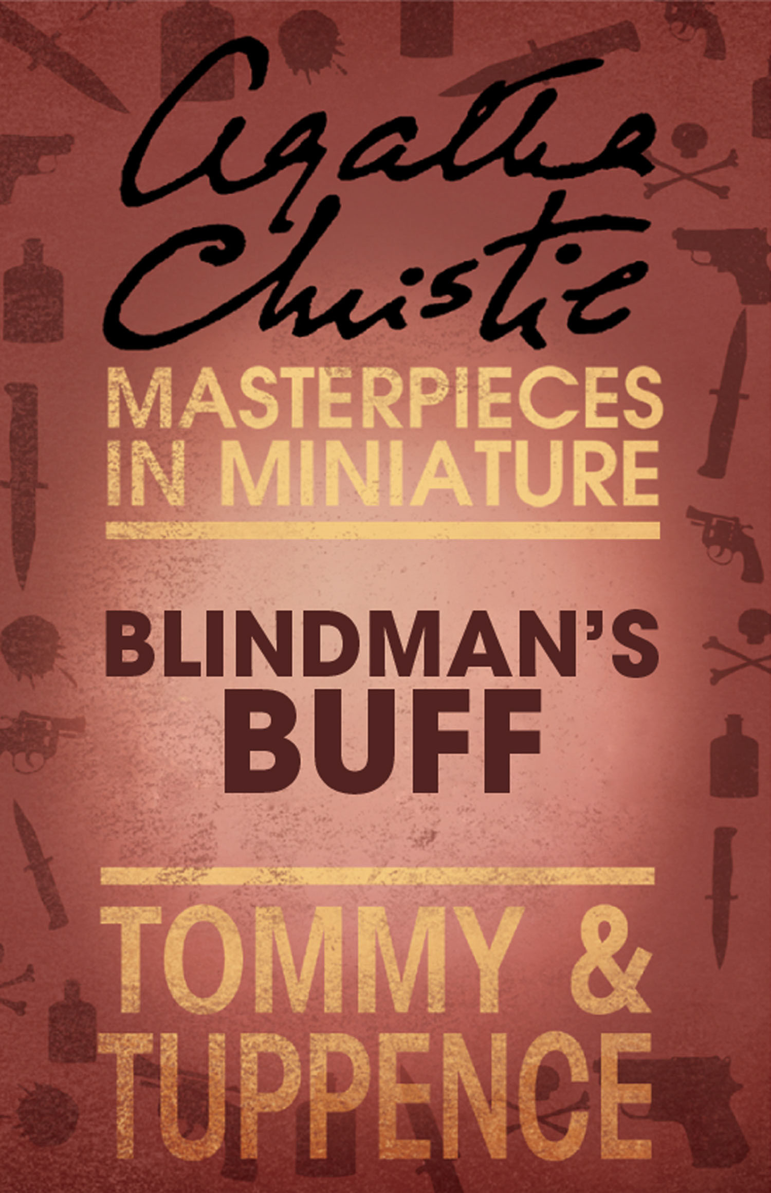 blindmans buff an agatha christie short story