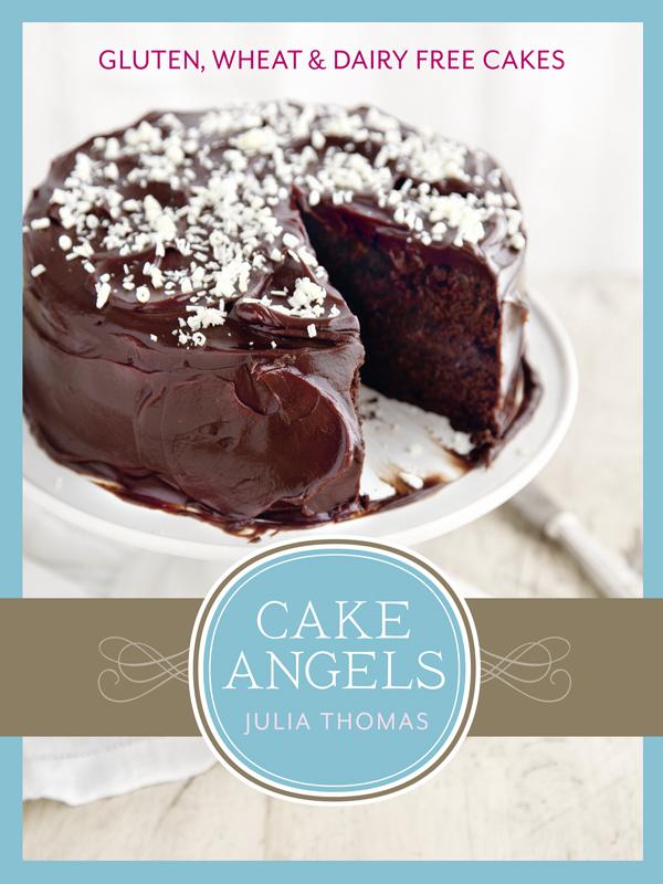 цена на Julia Thomas Cake Angels: Amazing gluten, wheat and dairy free cakes