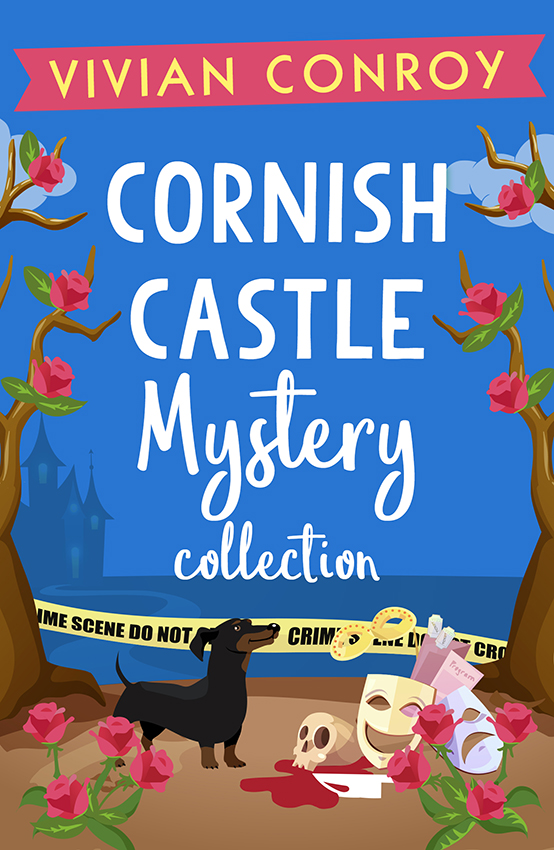 Vivian Conroy Cornish Castle Mystery Collection: Tales of murder and mystery from Cornwall кроссовки overcome hsl 16653