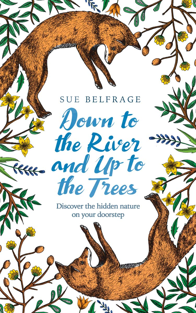 Фото - Sue Belfrage Down to the River and Up to the Trees: Discover the hidden nature on your doorstep conn iggulden how to blow up tollins