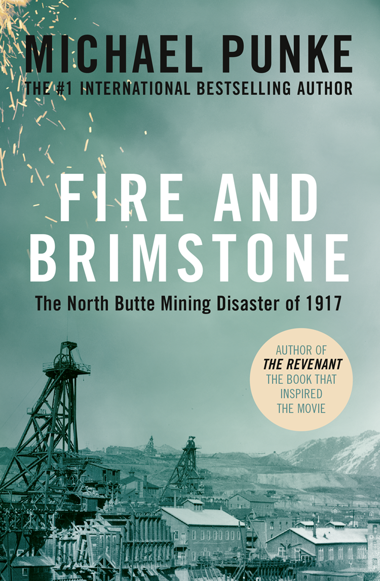 Michael Punke Fire and Brimstone: The North Butte Mining Disaster of 1917 haigh richard post disaster reconstruction of the built environment rebuilding for resilience