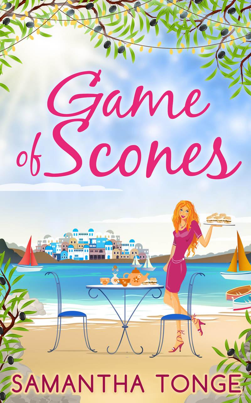 Samantha Tonge Game Of Scones: a feel-good summer romance for 2018! samantha hunter tikrai jokio spaudimo
