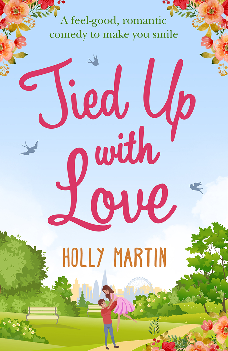 Holly Martin Tied Up With Love: A feel-good, romantic comedy to make you smile ruched tied up bandeau bikini set