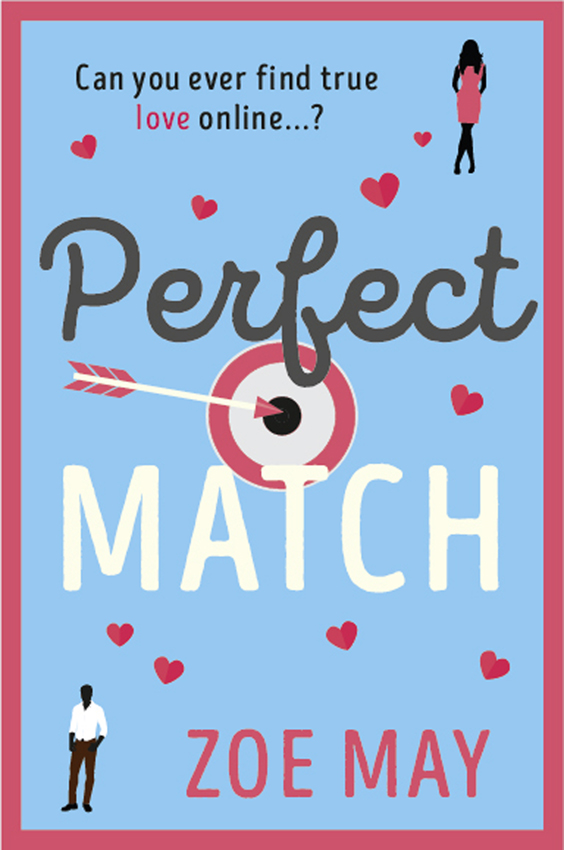 Zoe May Perfect Match: a laugh-out-loud romantic comedy you won't want to miss!