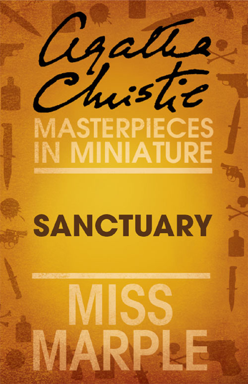 sanctuary a miss marple short story