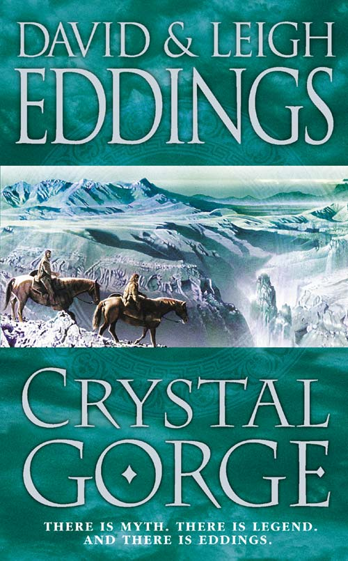 David Eddings Crystal Gorge emperor the blood of gods