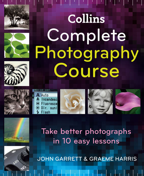 John Garrett Collins Complete Photography Course collins anne john f kennedy