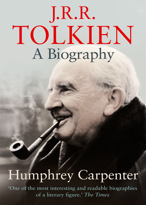 Humphrey Carpenter J. R. R. Tolkien: A Biography tolkien j r r the silmarillion