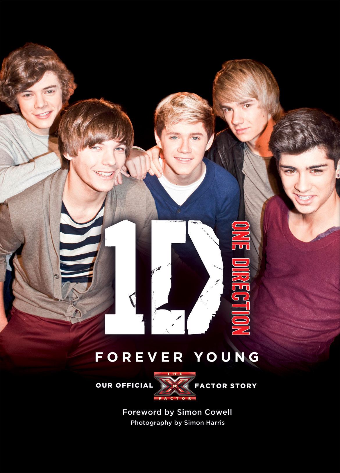 One Direction One Direction: Forever Young: Our Official X Factor Story цена