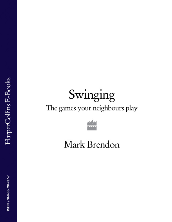 Mark Brendon Swinging: The Games Your Neighbours Play балансирующая сыворотка для лица 30мл