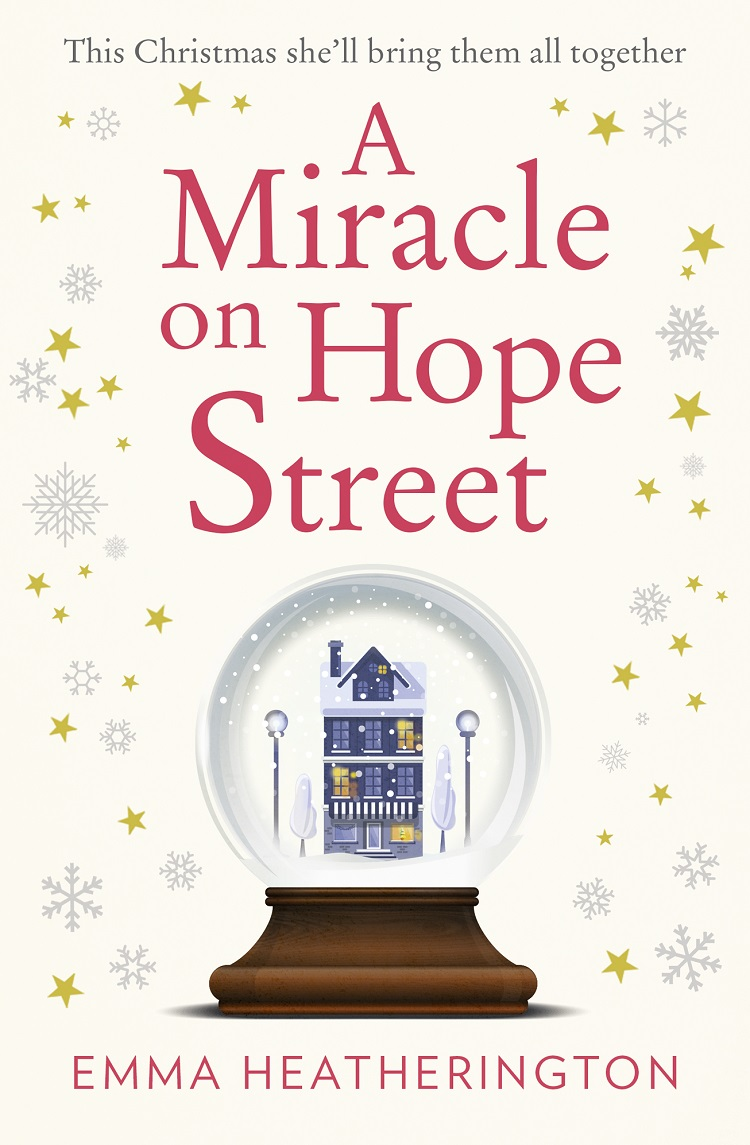 Emma Heatherington A Miracle on Hope Street: The most heartwarming Christmas romance of 2018! ann hood the knitting circle the uplifting and heartwarming novel you need to read this year