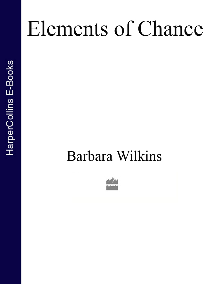 Barbara Wilkins Elements of Chance j ellsworth kalas a faith of her own women of the old testament