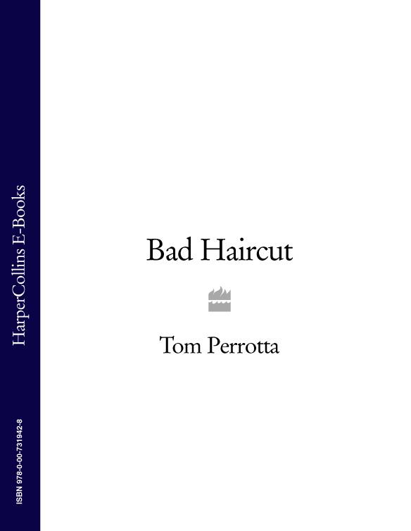 Tom Perrotta Bad Haircut цена